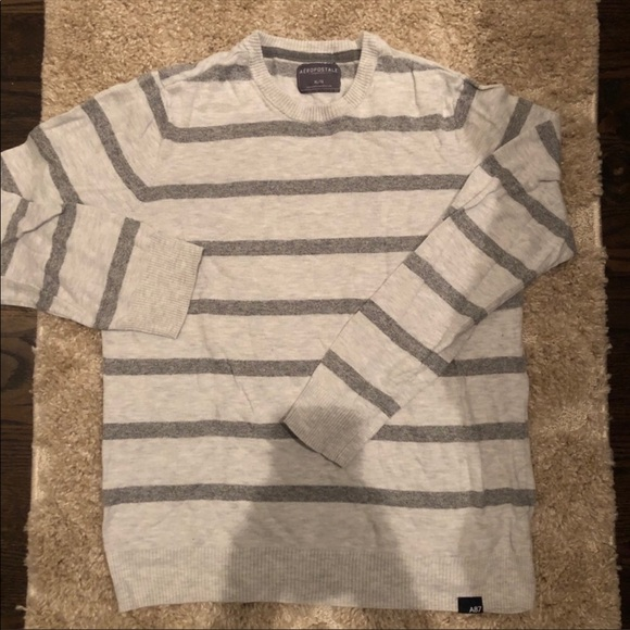 ☀️SALE☀️ Aeropostale men's striped sweater